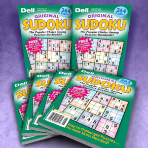 Dell Original Sudoku Magazine Bundle