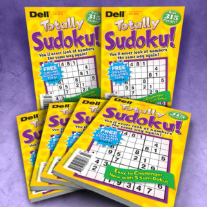 Dell Totally Sudoku Magazine Bundle